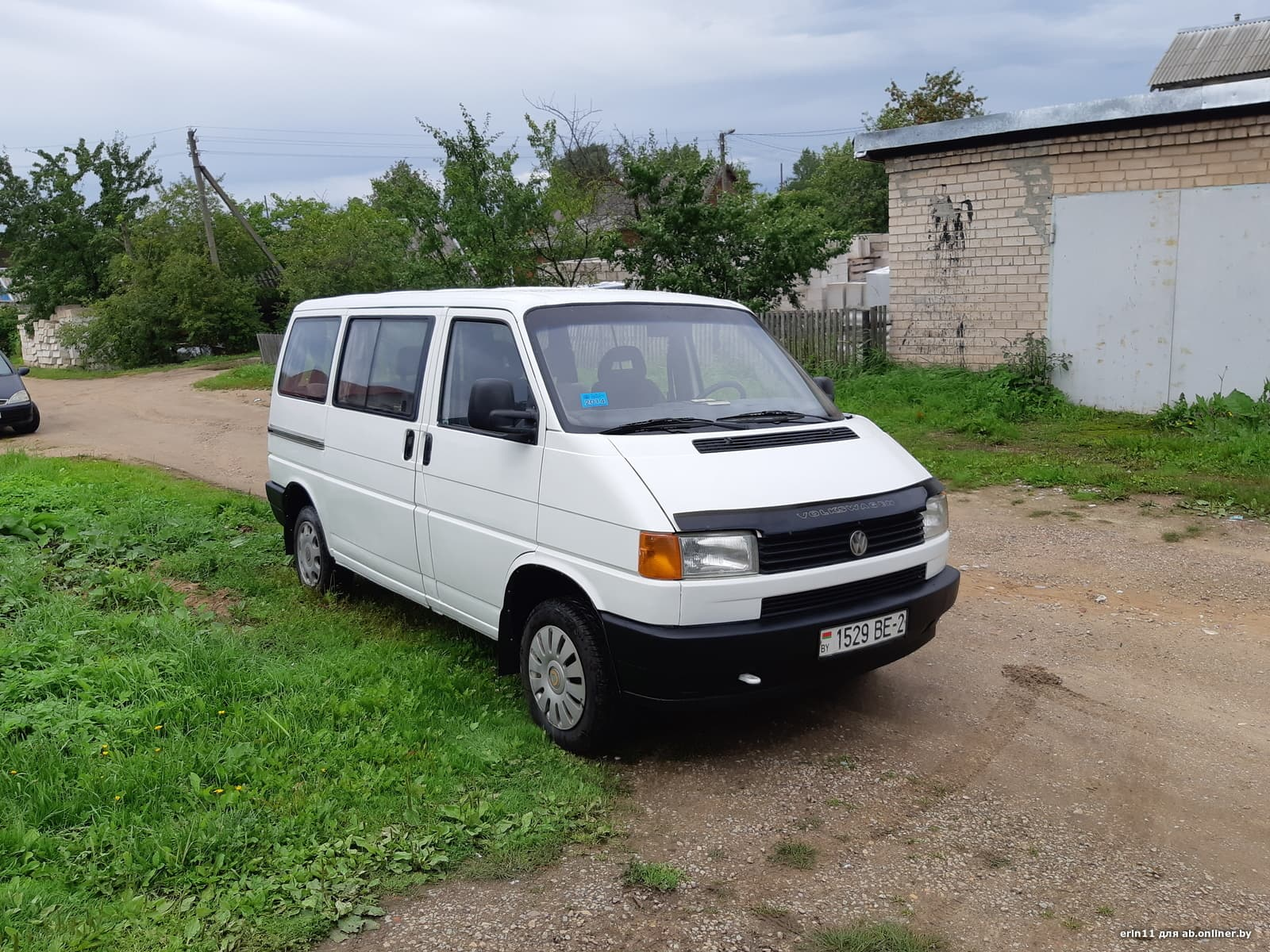 Volkswagen T4 Caravelle syncro