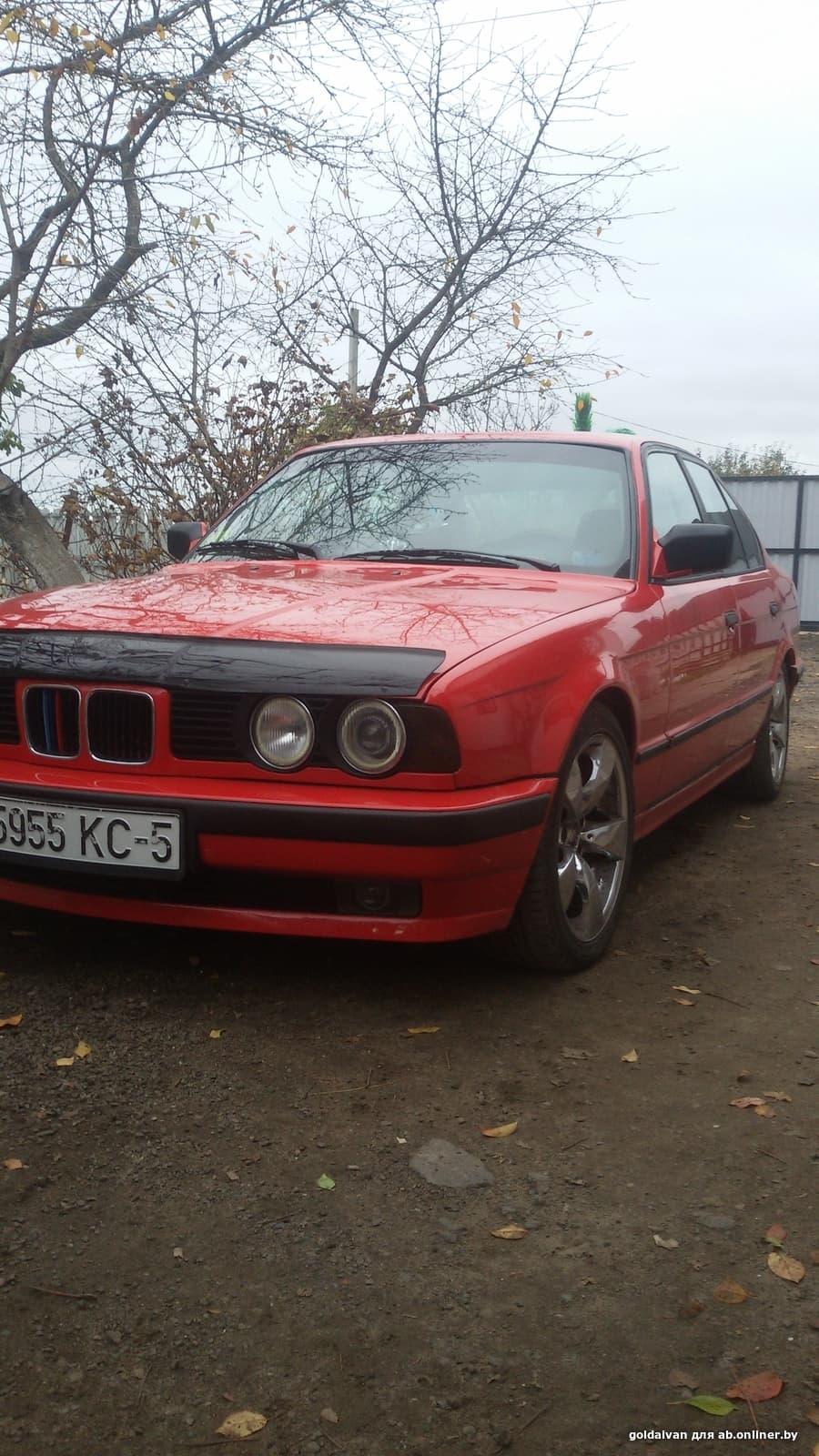 BMW 520 Только обмен