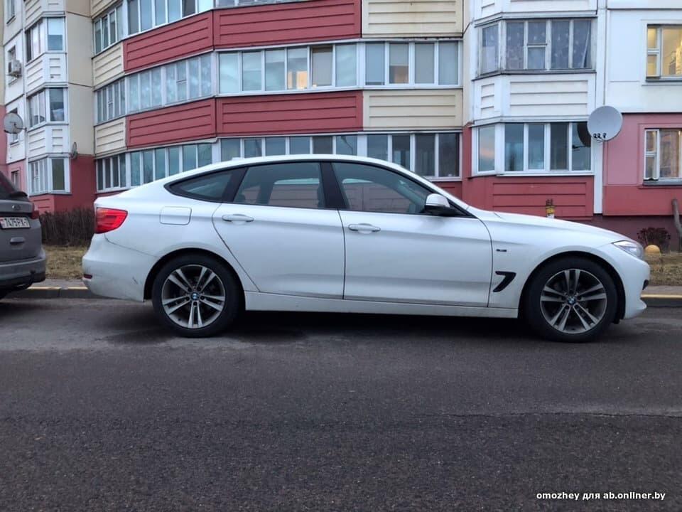 BMW 320 GT xDrive