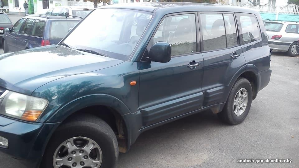 Mitsubishi Pajero GLS