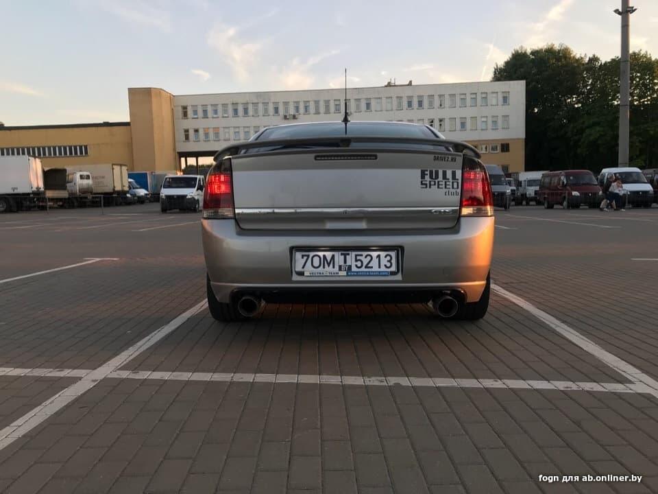 Opel Vectra gts v6