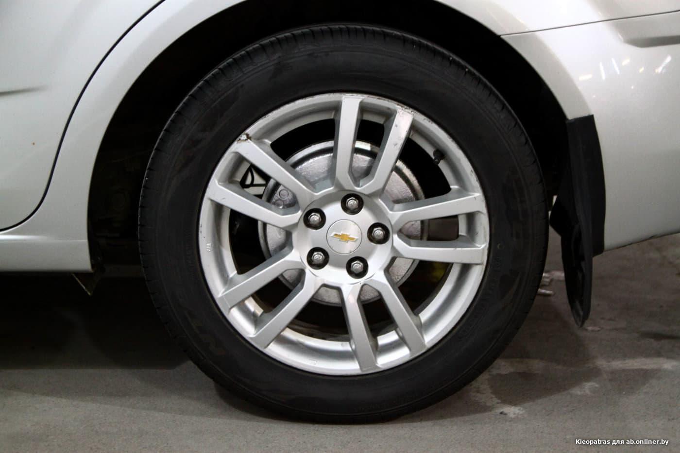 Chevrolet Aveo Т300  LTZ