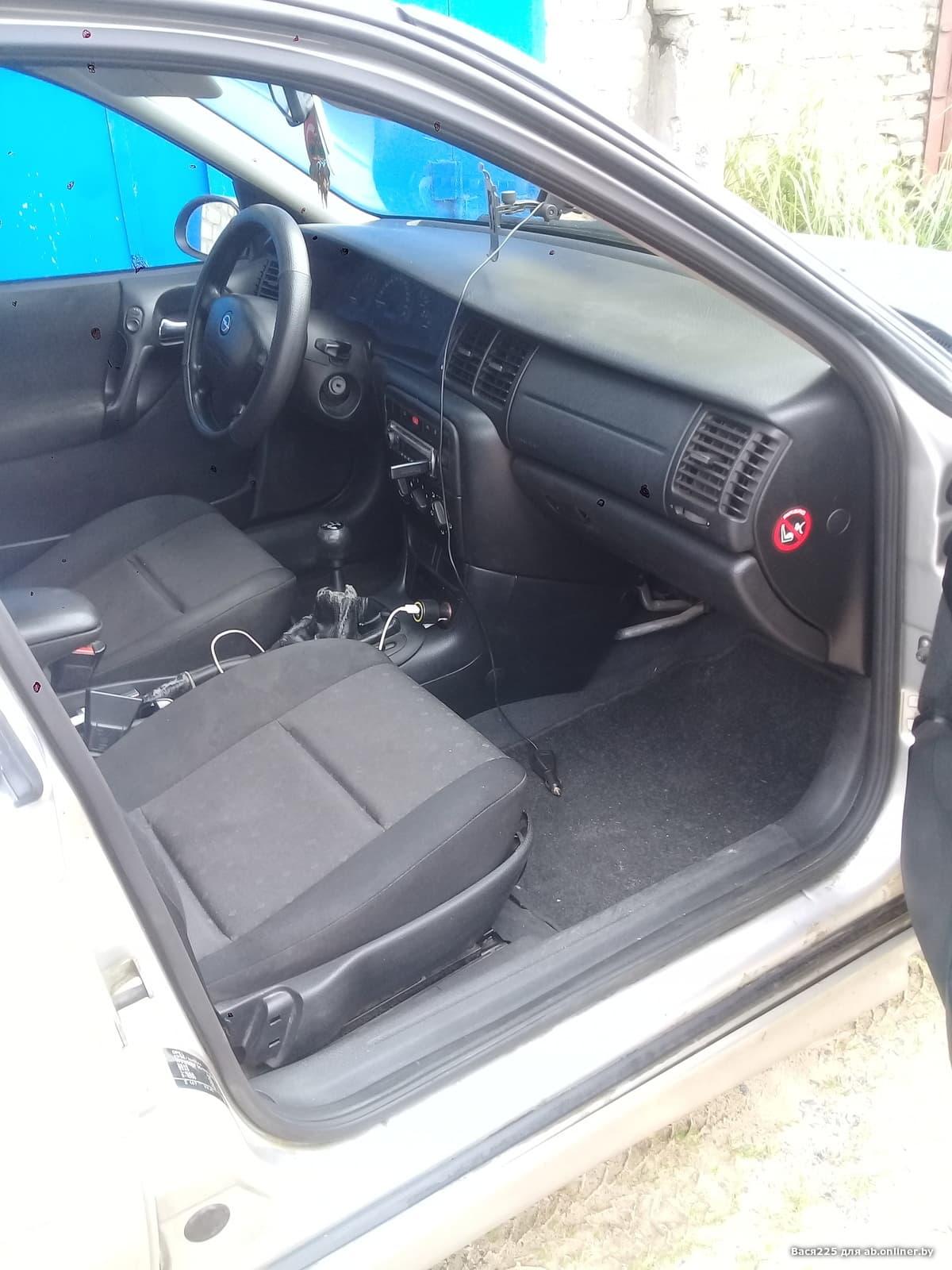 Opel Vectra Dth