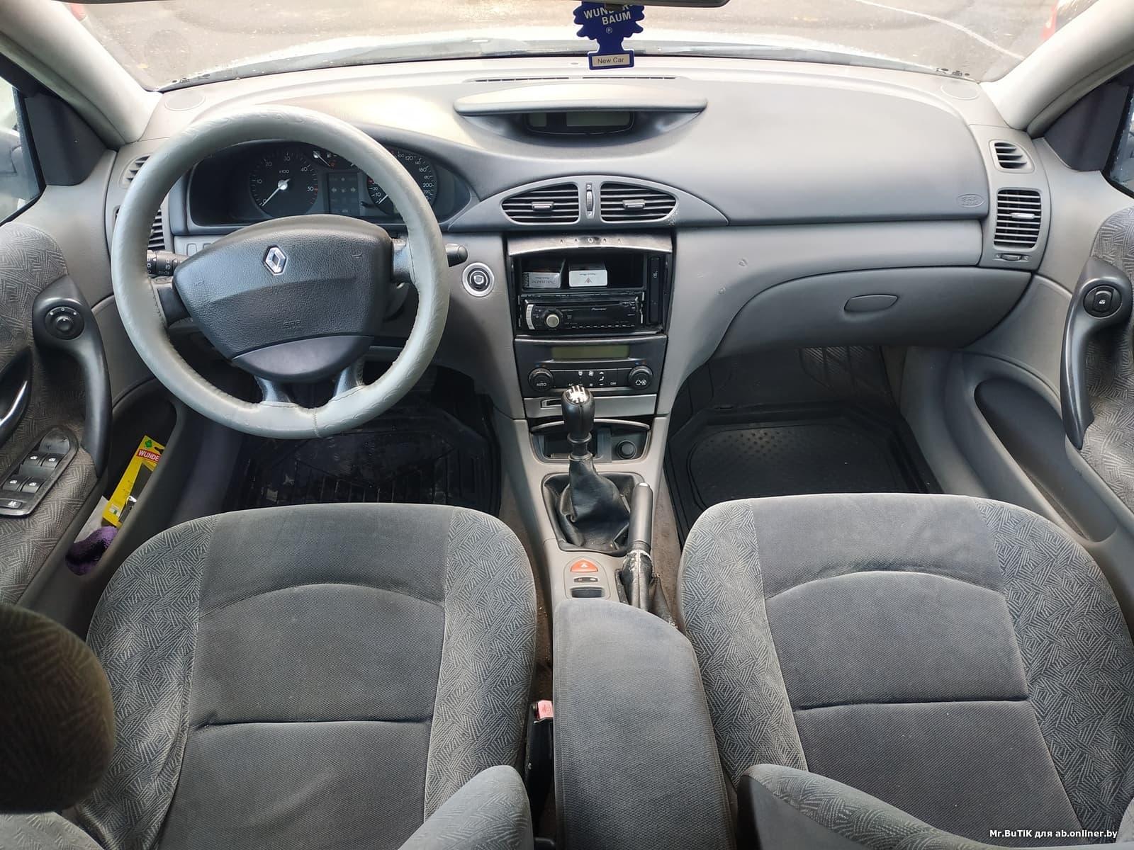 Renault Laguna 1.9 DCI 6MKPP 120HP