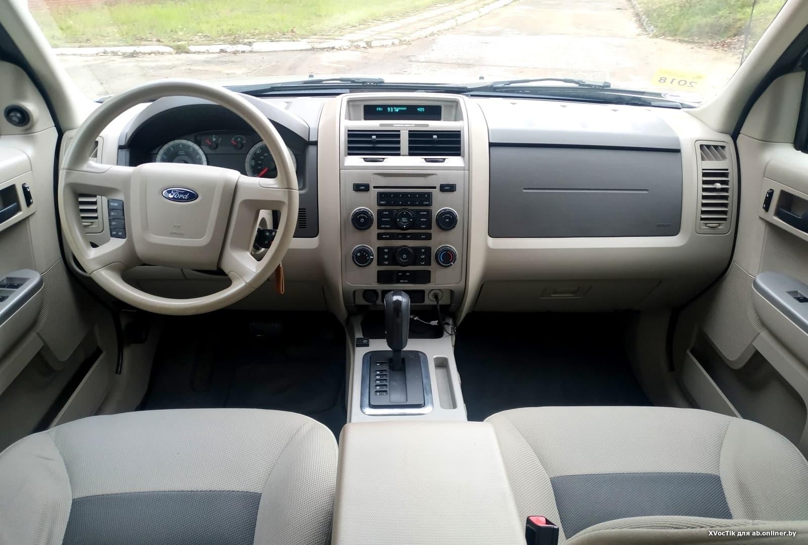 Ford Escape II