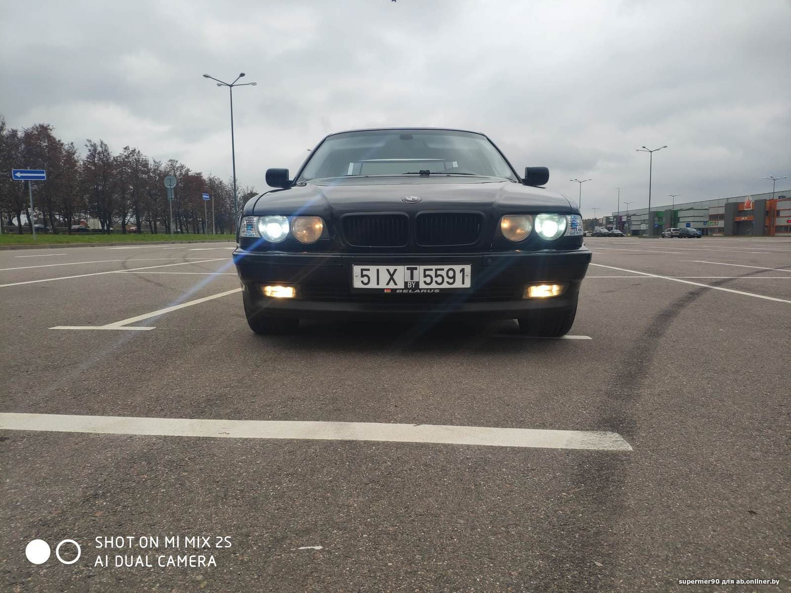 BMW 740 740d