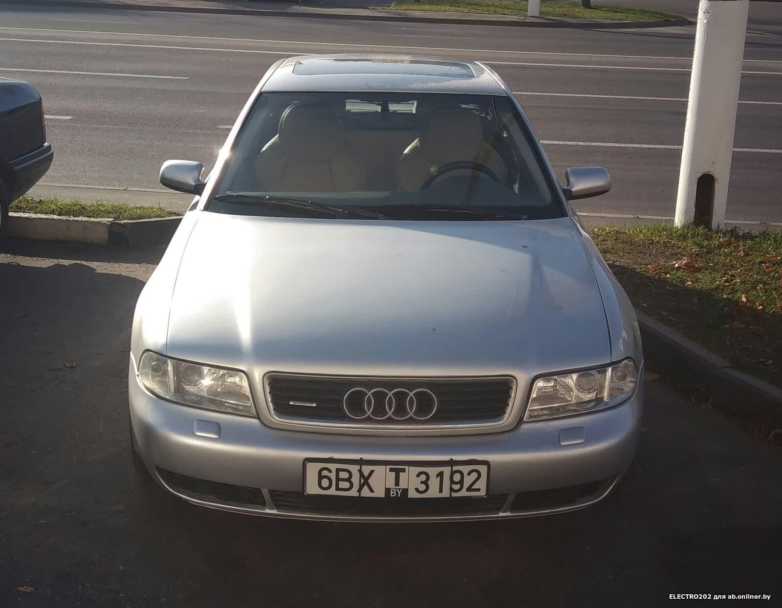 Audi A4 Rest