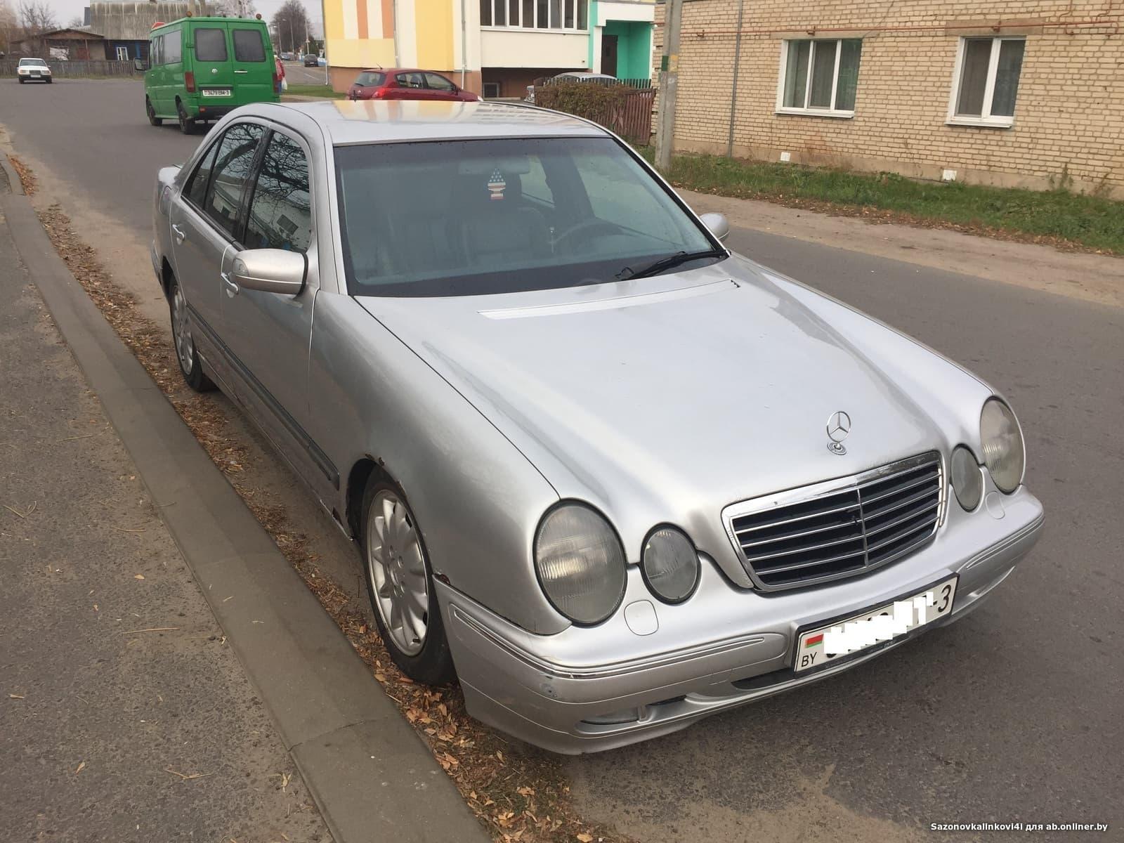 Mercedes-Benz E320 CDI