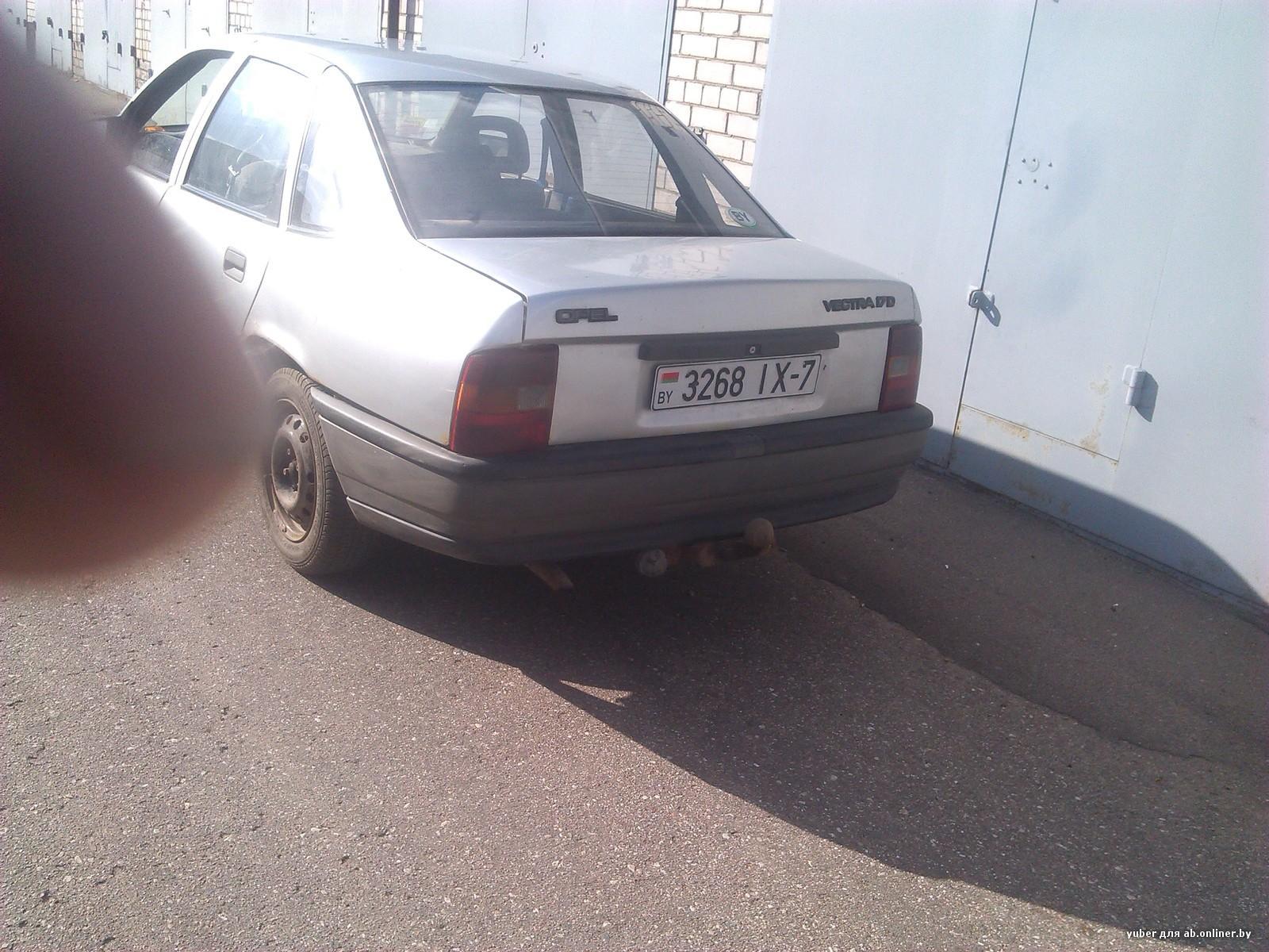 Opel Vectra ТС