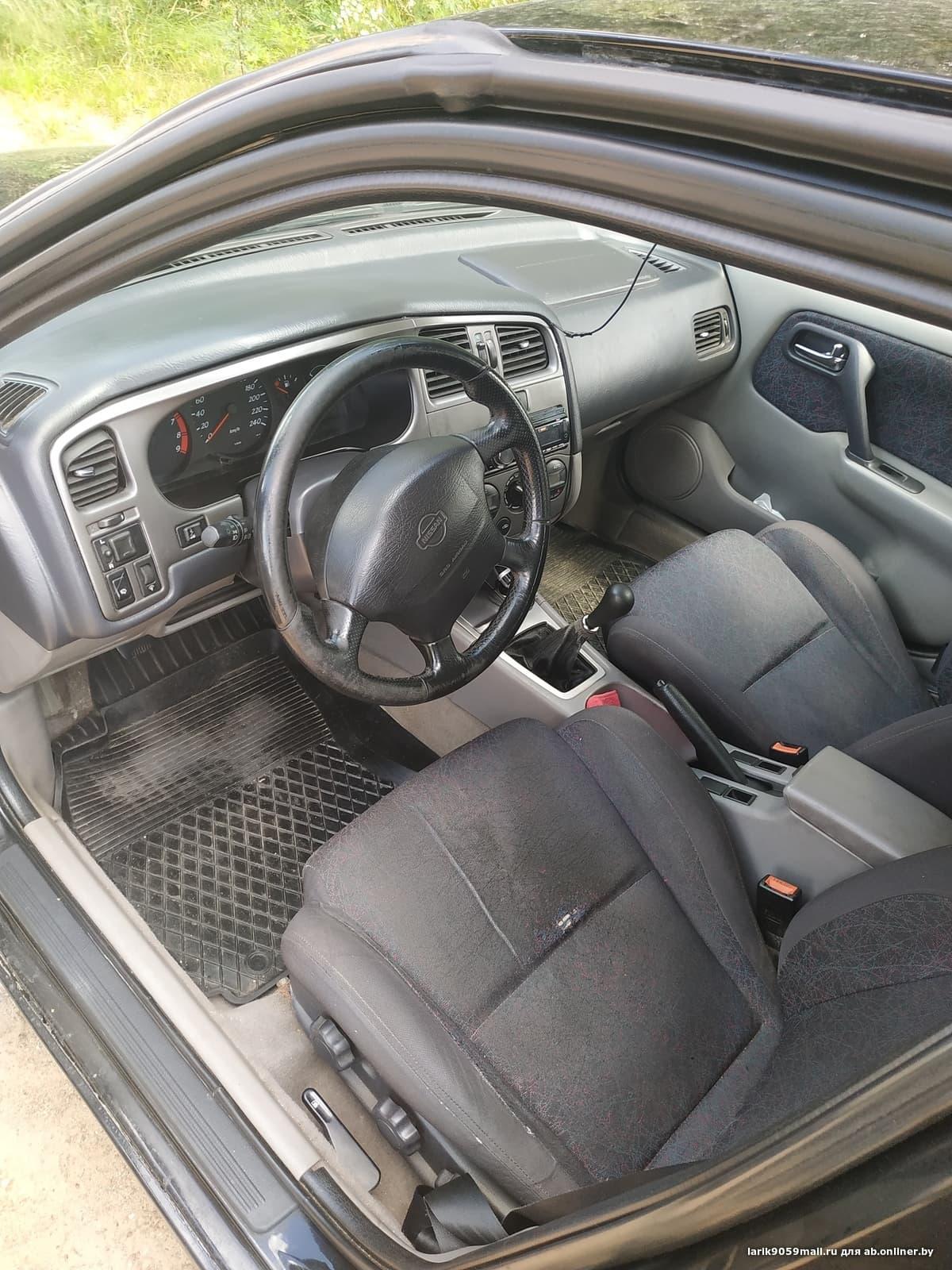 Nissan Primera Sr20de