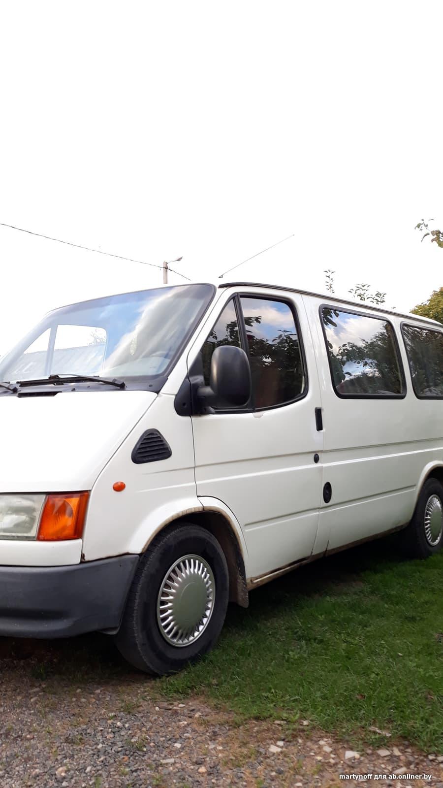 Ford Transit TDI  lukas