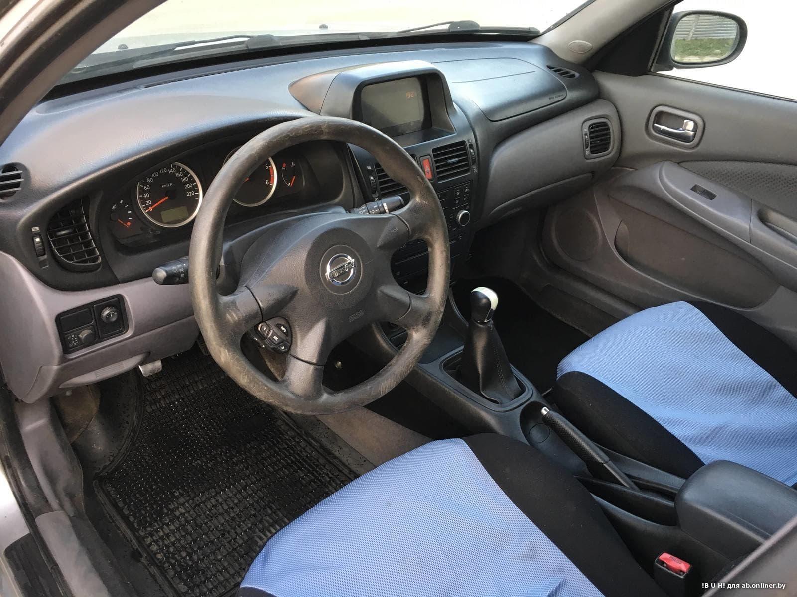 Nissan Almera II (N16)