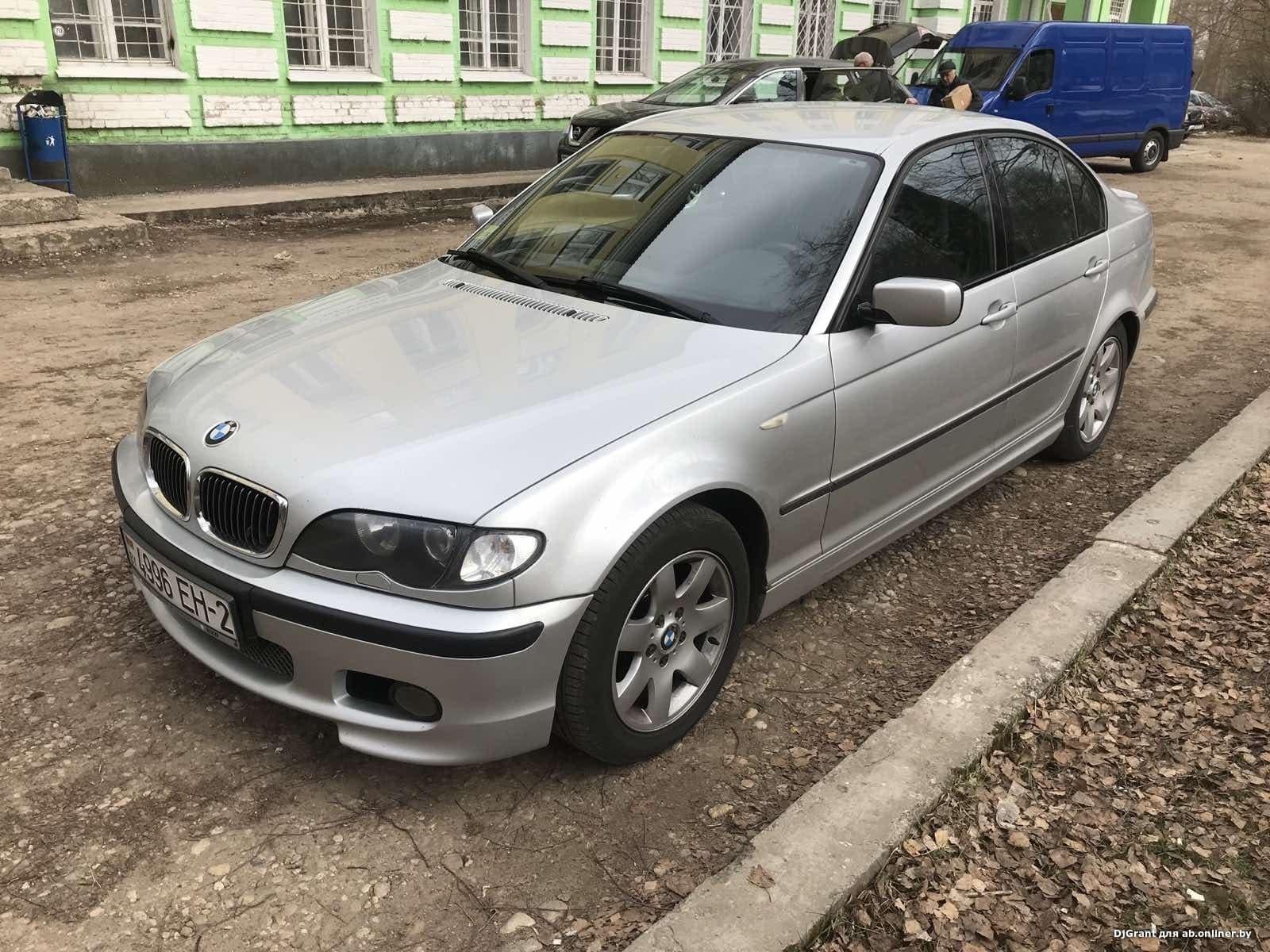 BMW 320 E46 M-Pack
