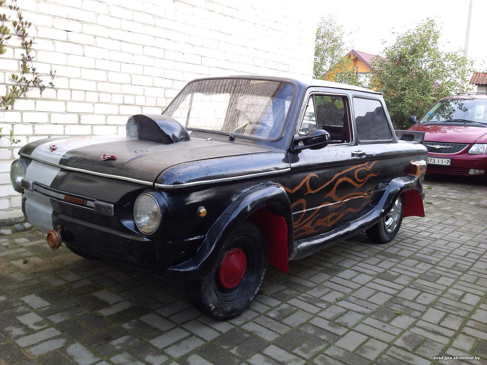 ЗАЗ 968м GT