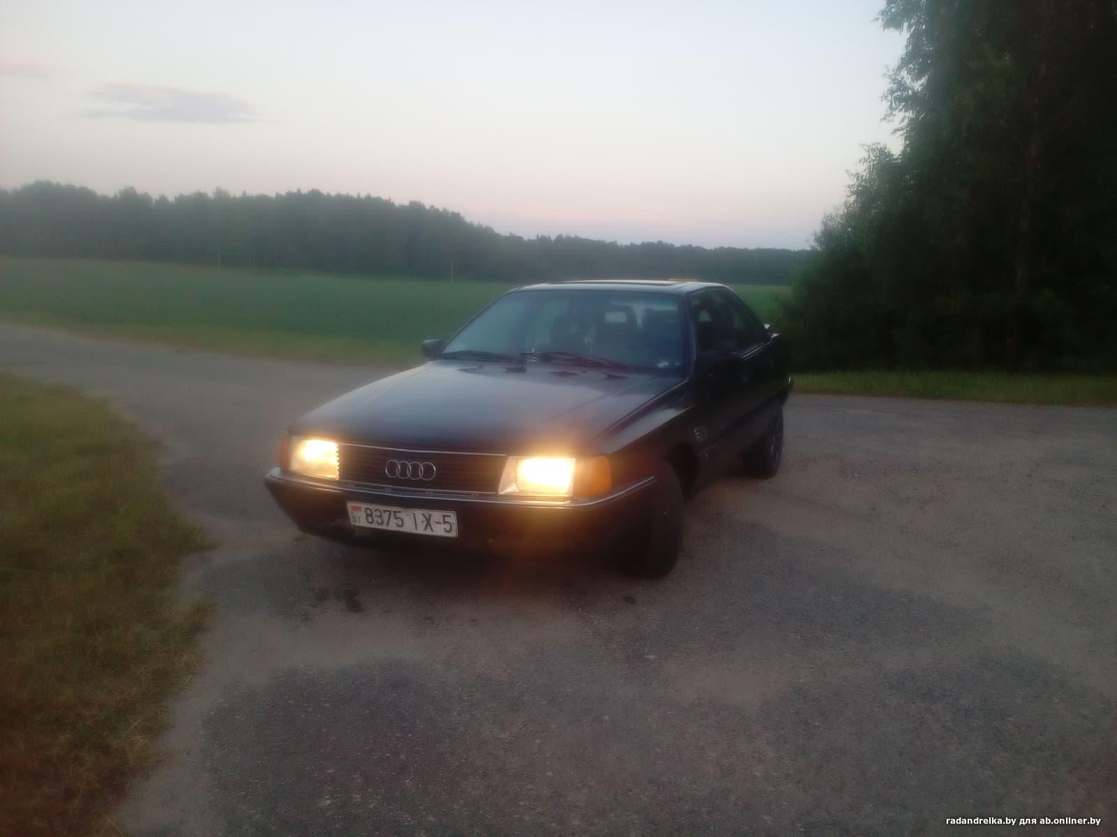 Audi 100 D
