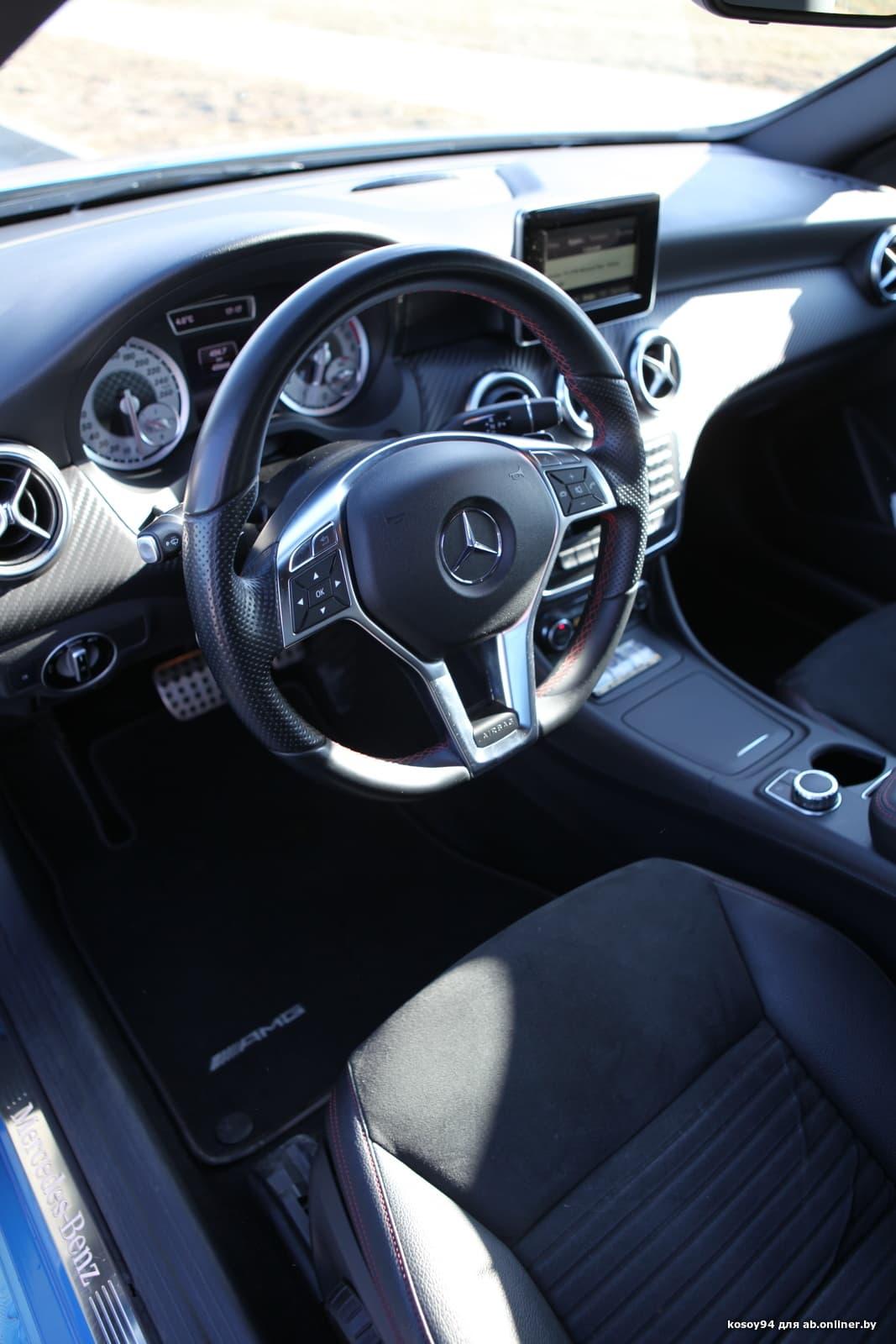 Mercedes A180 AMG