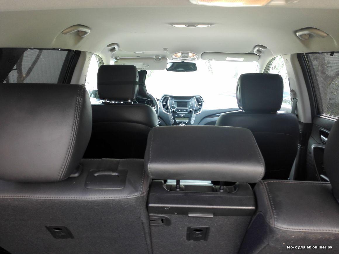 Hyundai Santa Fe T SPORT