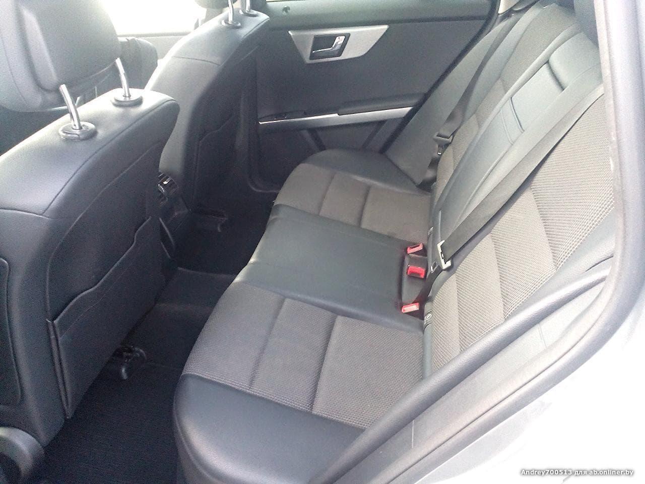Mercedes GLK220 панорамная крыш