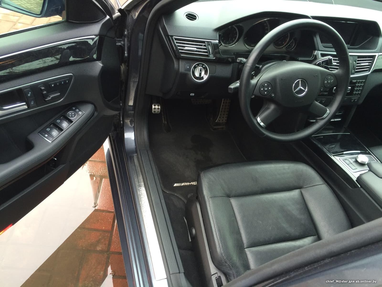 Mercedes E350 4matic AMG
