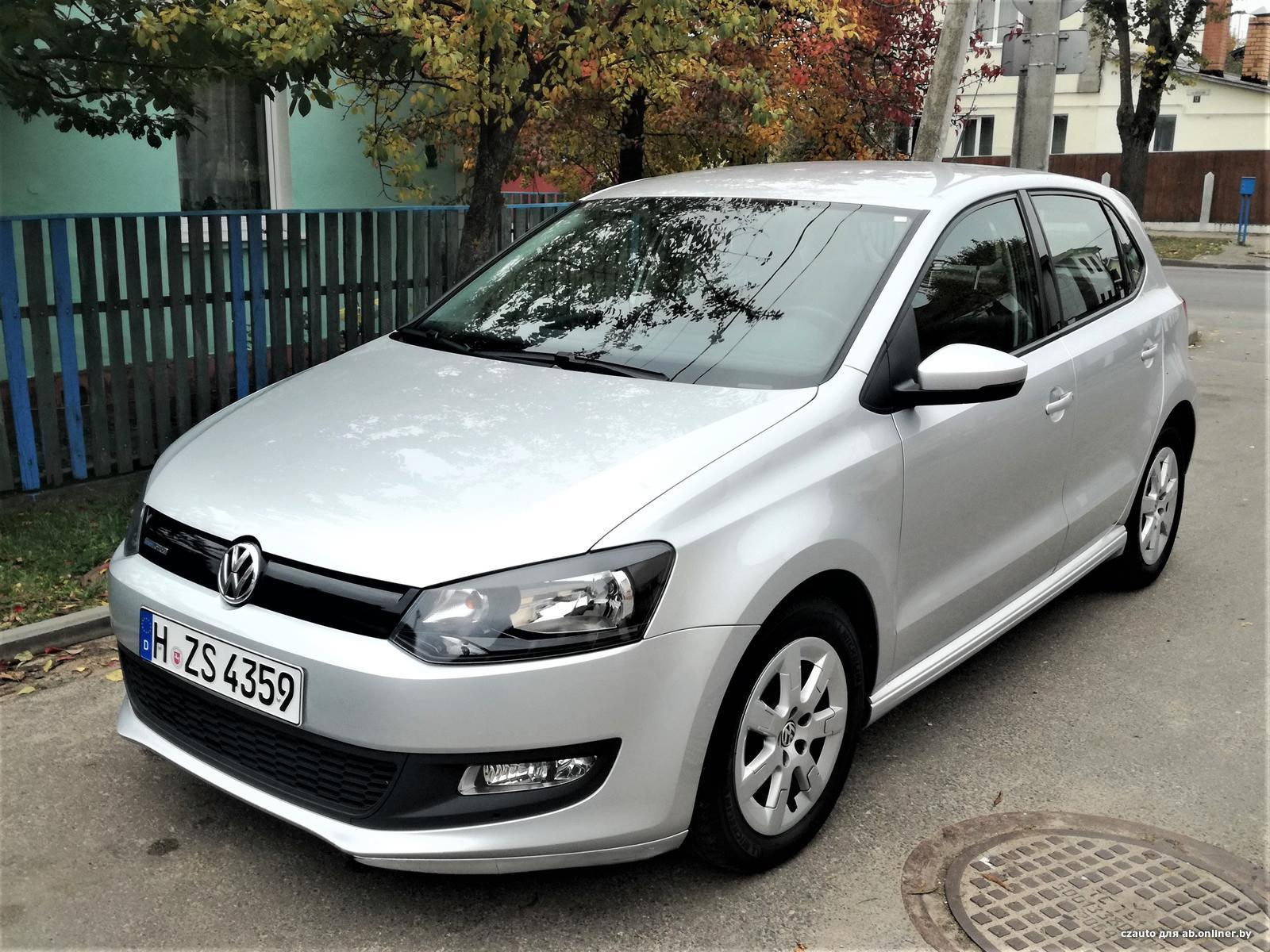 Volkswagen Polo TDI Sport Germany