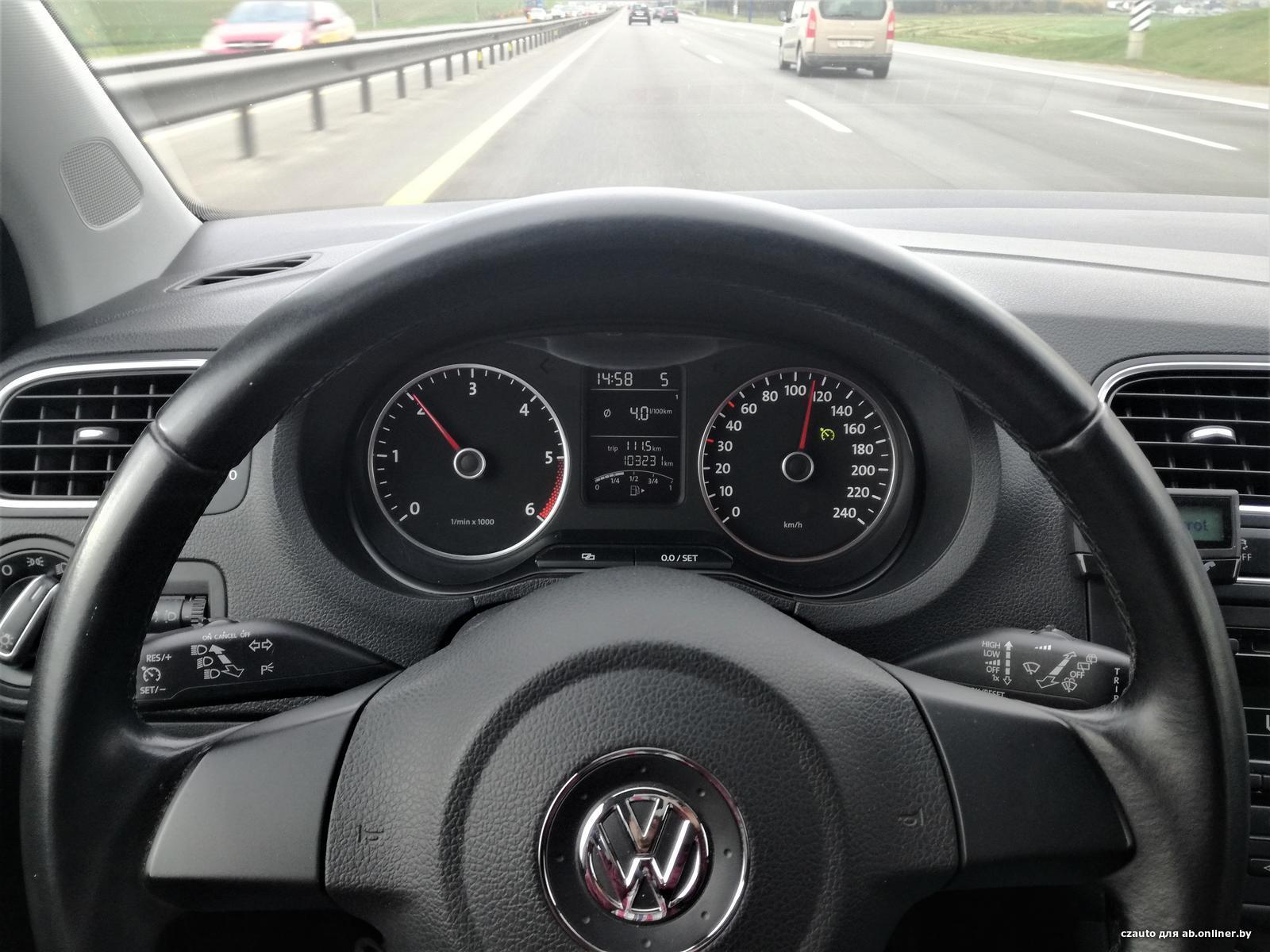 Volkswagen Polo TDI Sport Germany