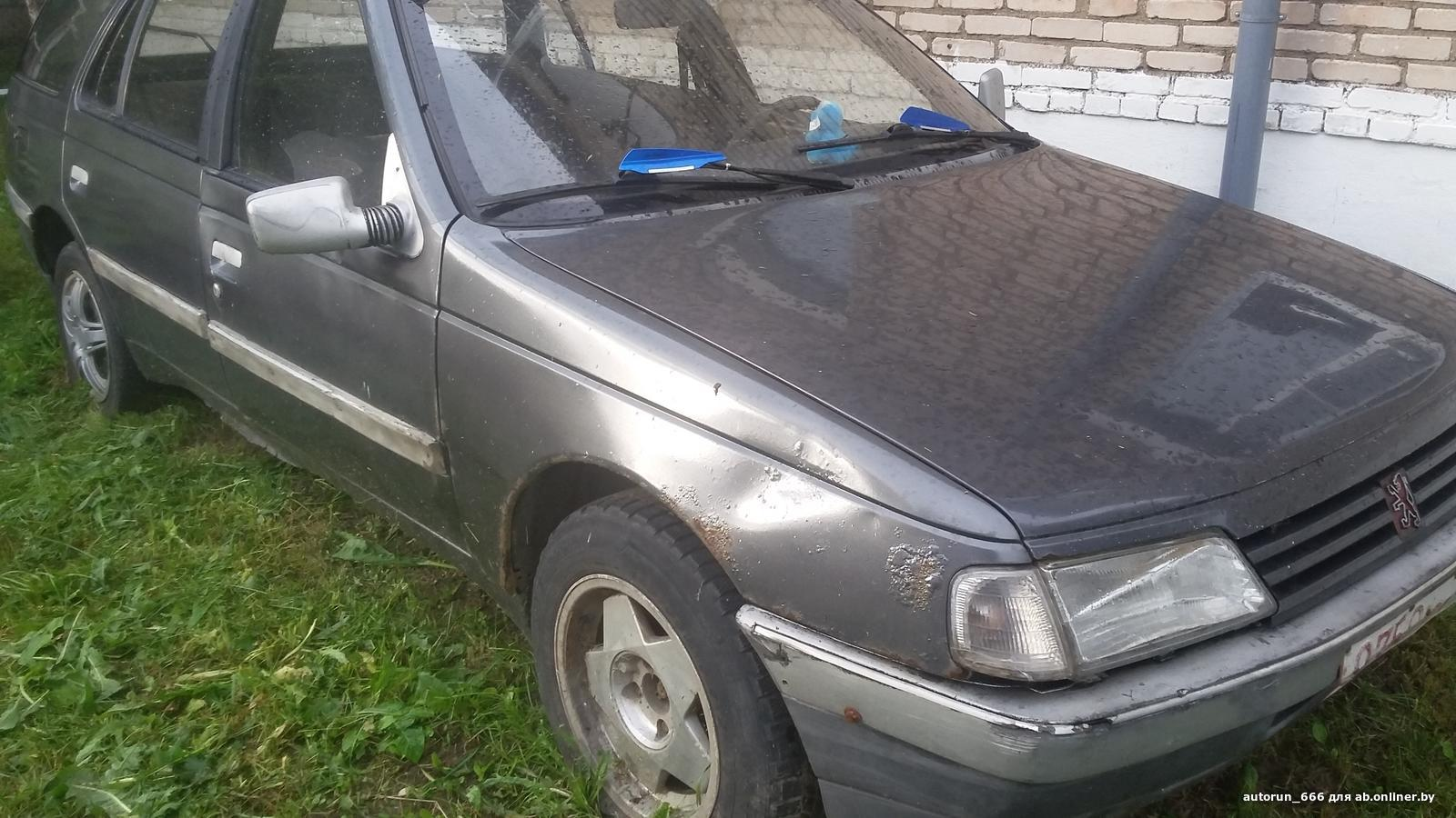 Peugeot 405 gt