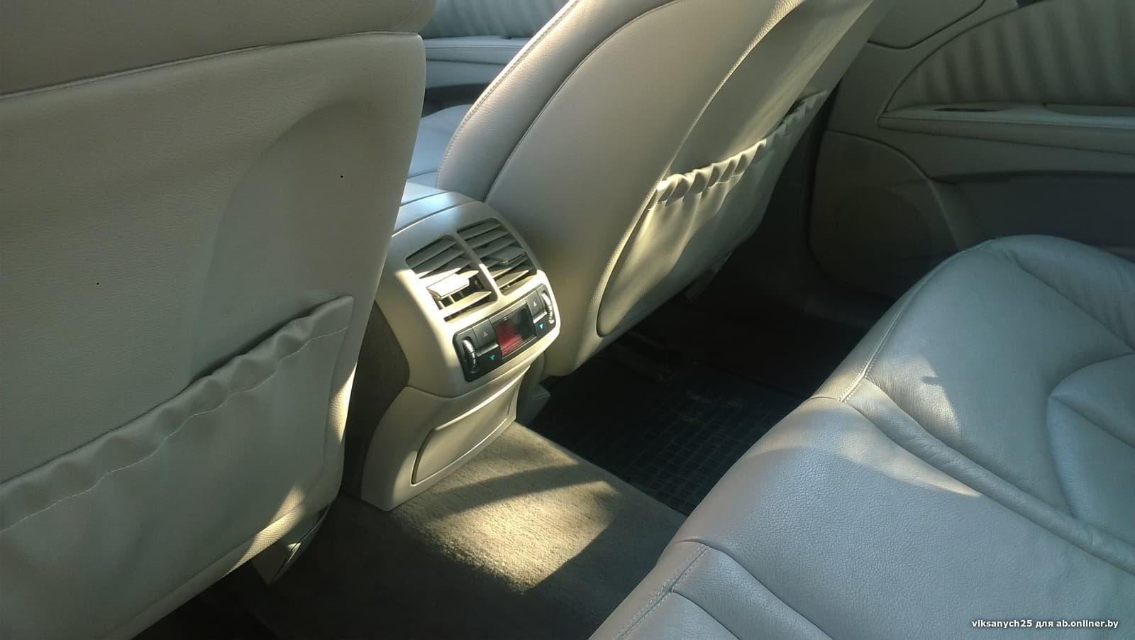 Mercedes E420