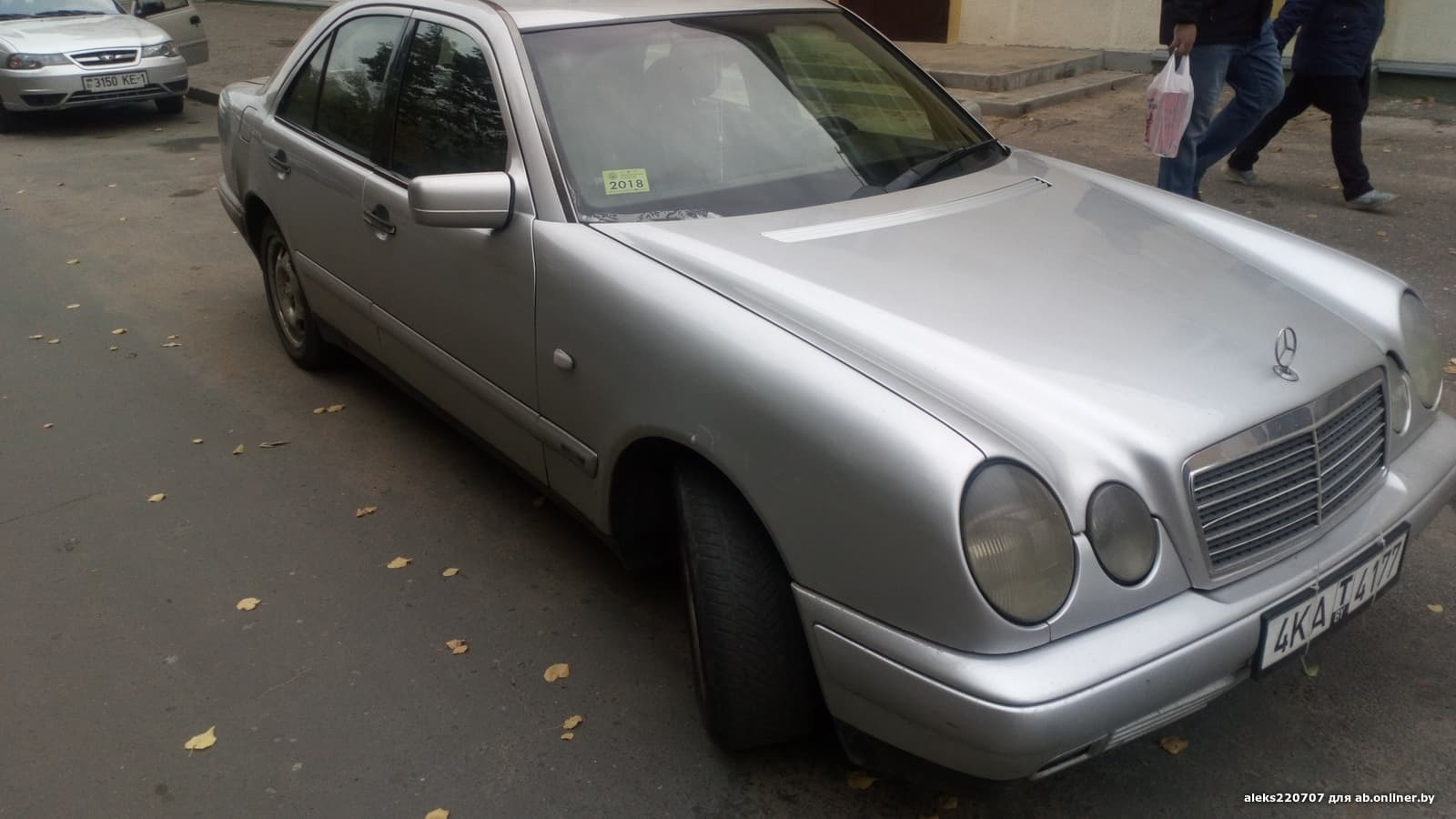 Mercedes-Benz E220 W210