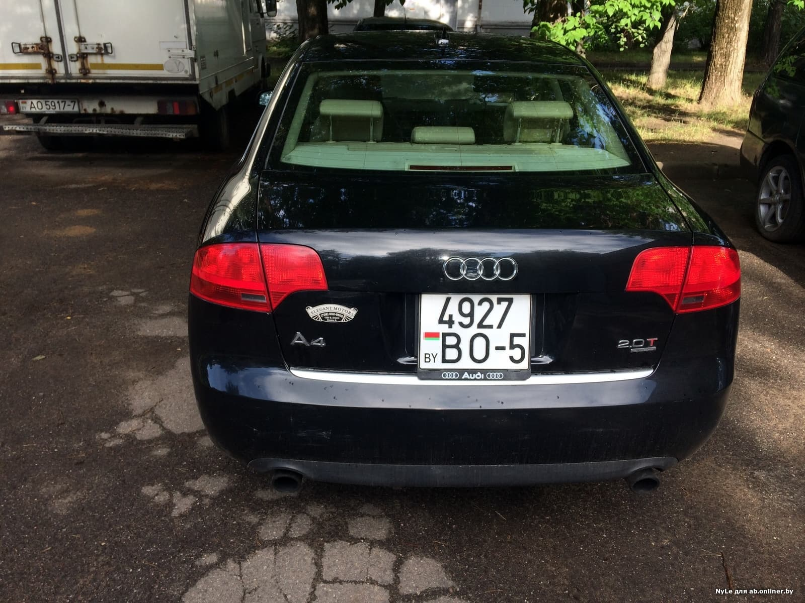 Audi A4 Б7