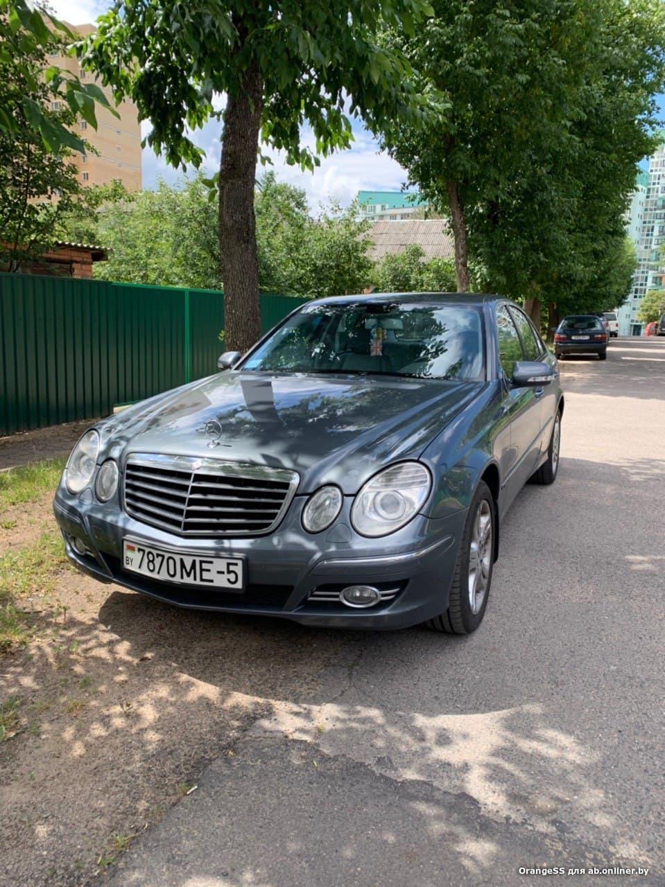 Mercedes-Benz E280 Avantgarde