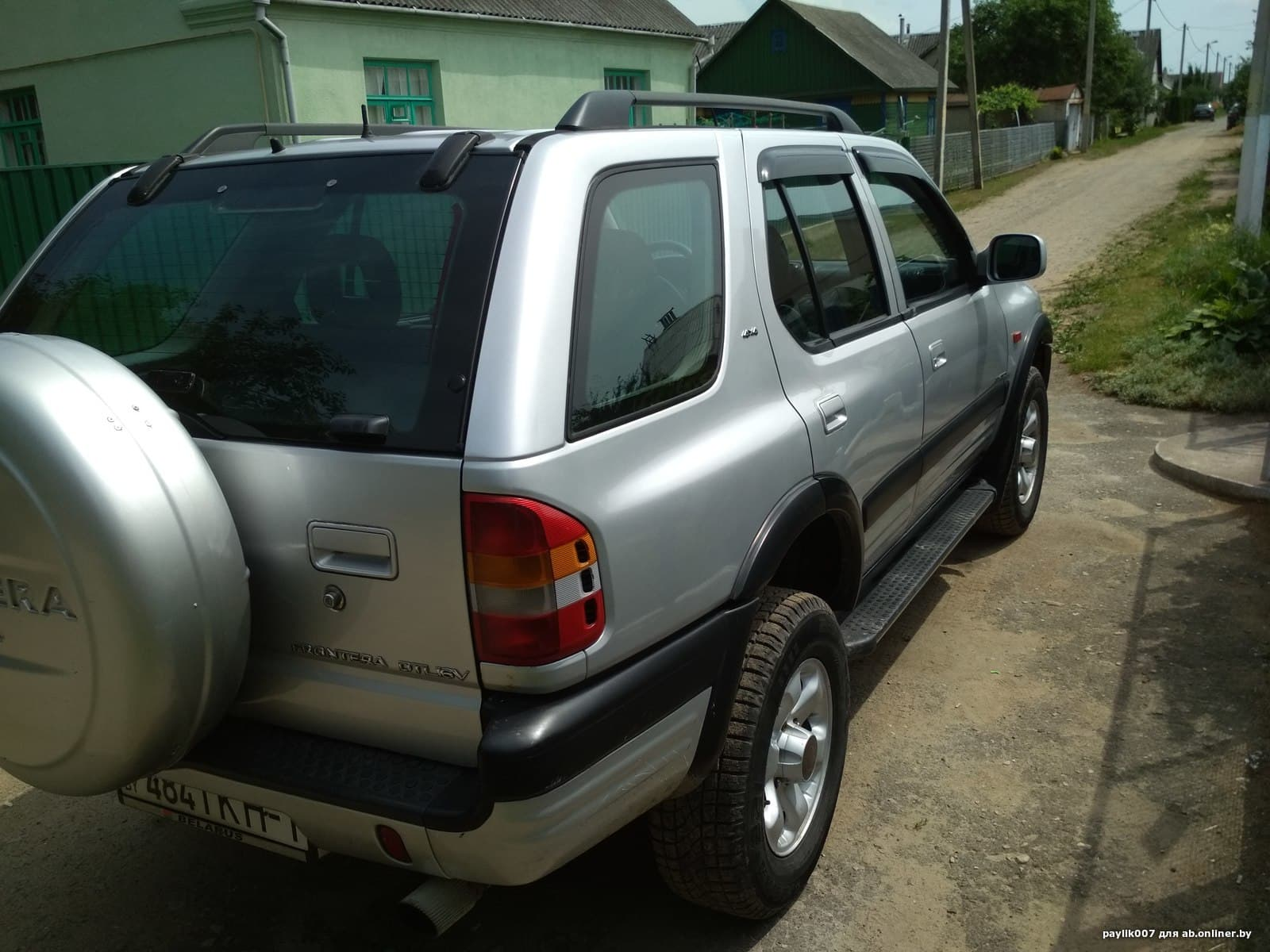 Opel Frontera Limited