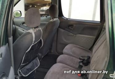 Toyota Yaris Verso