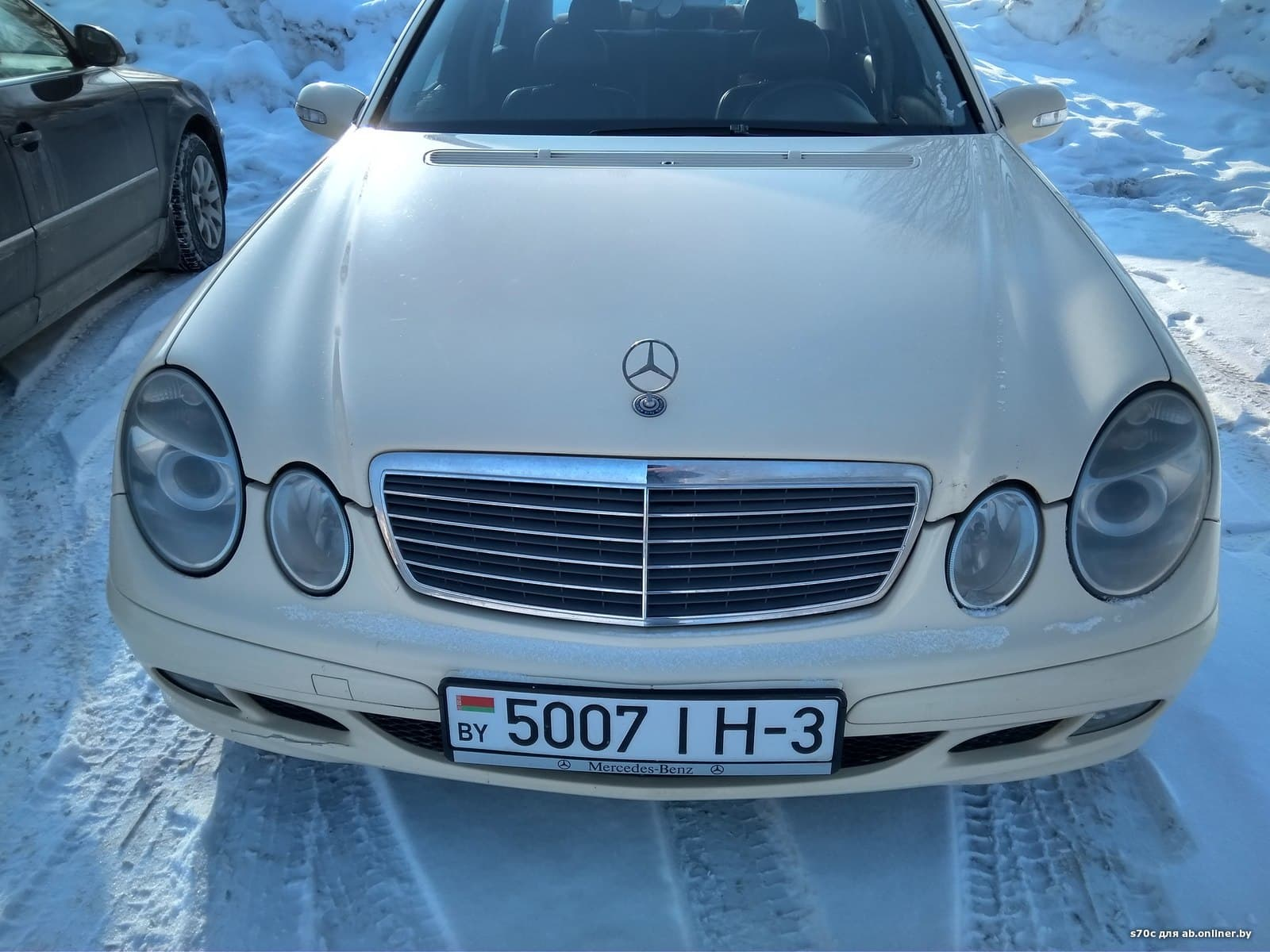 Mercedes-Benz E200 CLASIC