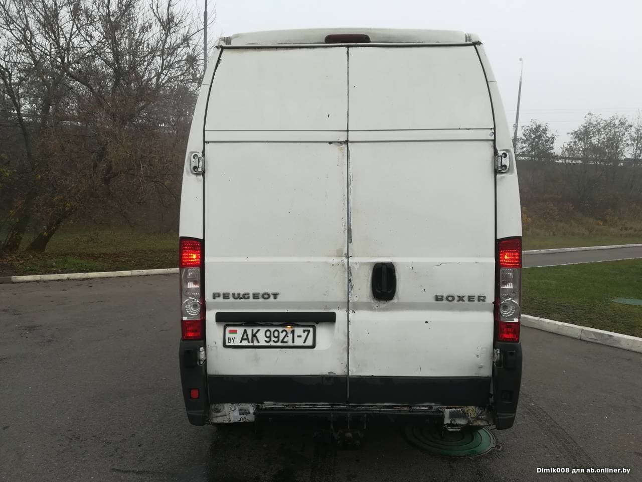 Peugeot Boxer L3H3 кат.B