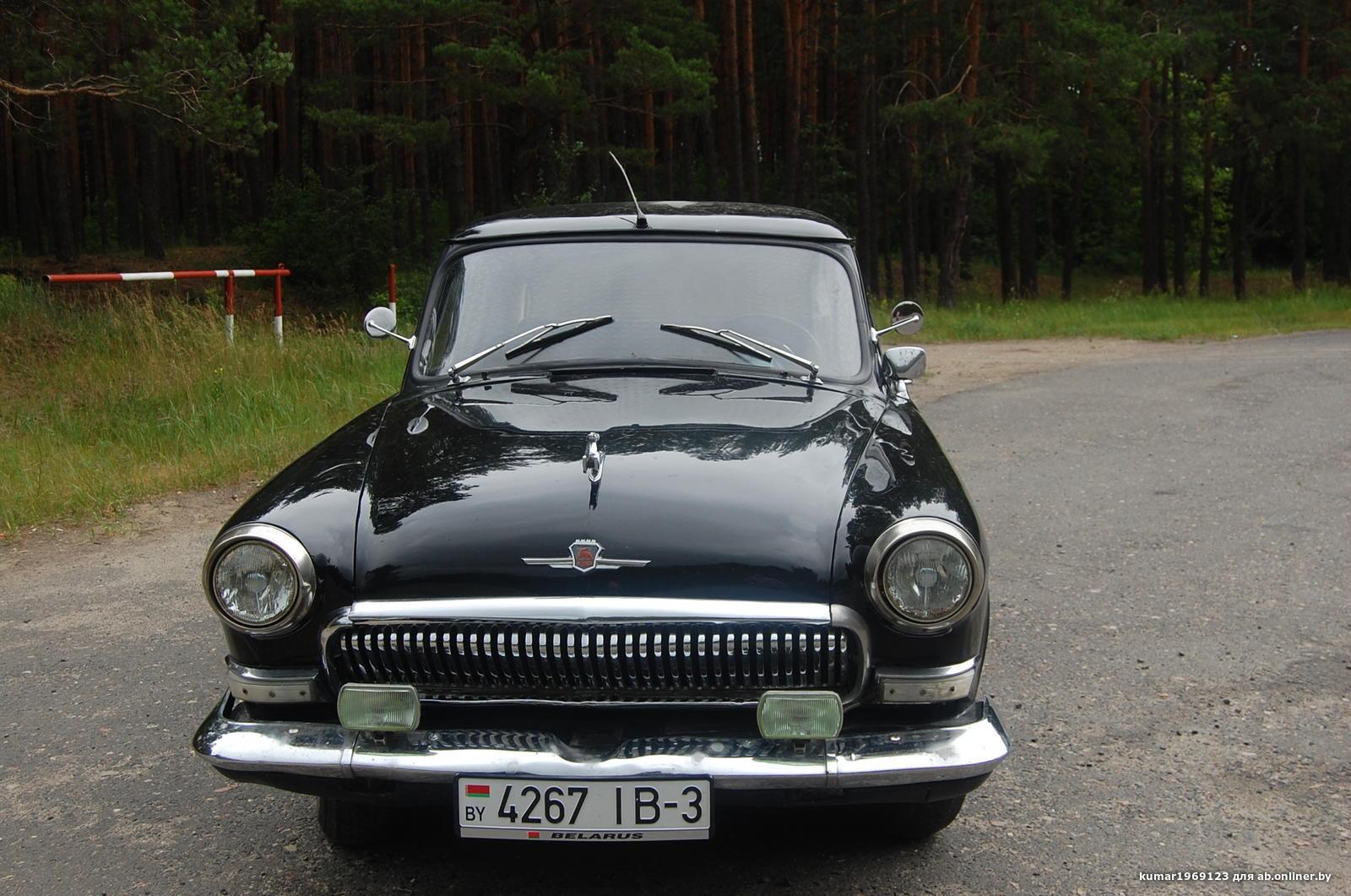ГАЗ 21