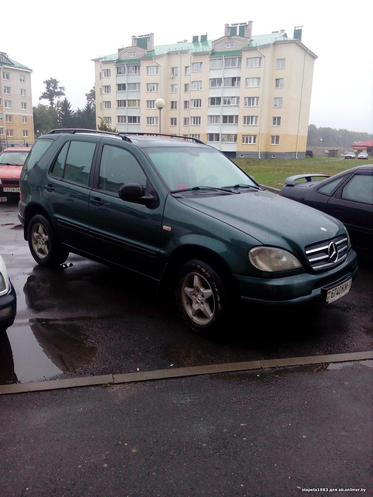 Mercedes ML270