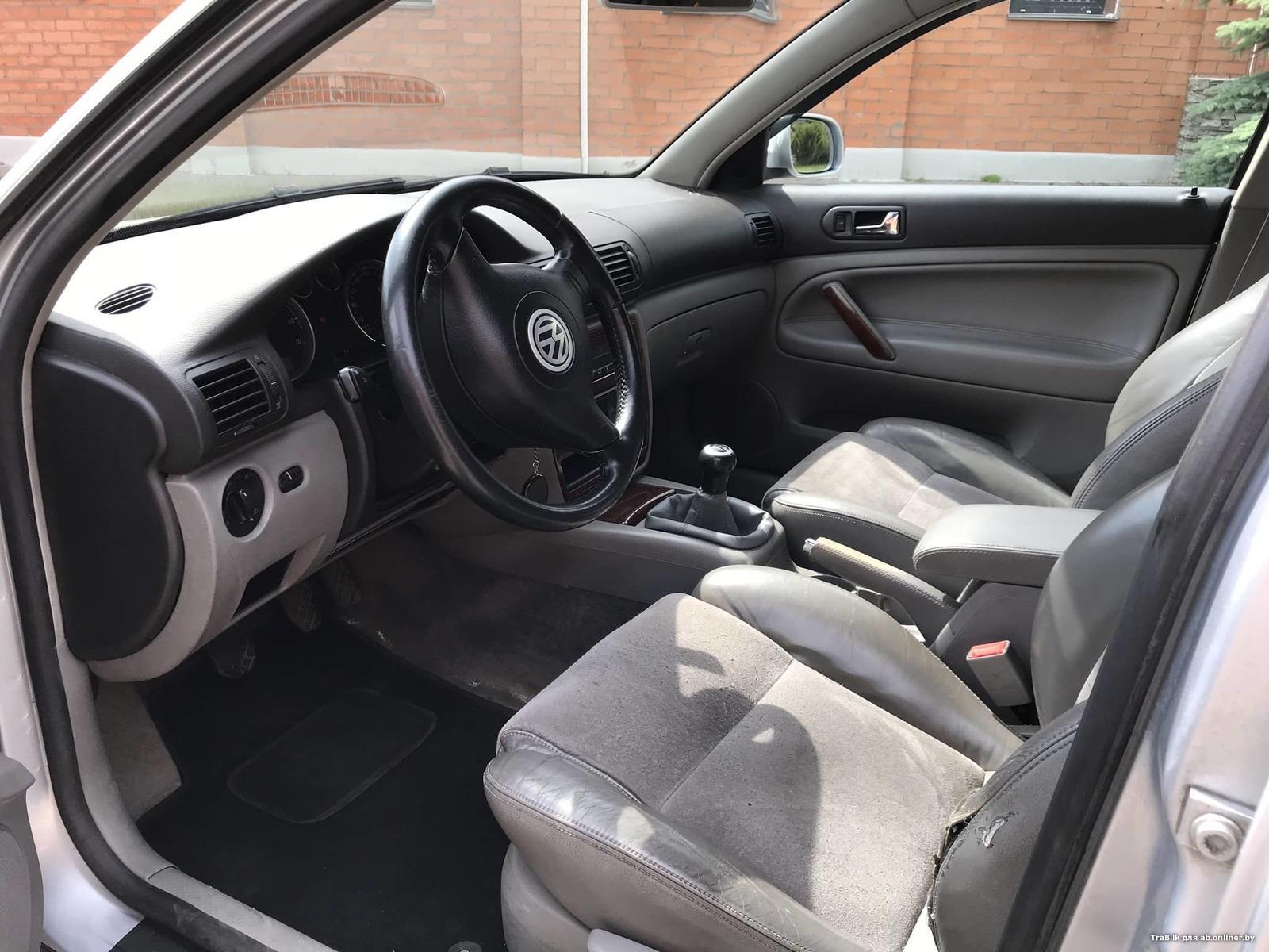 Volkswagen Passat B5+