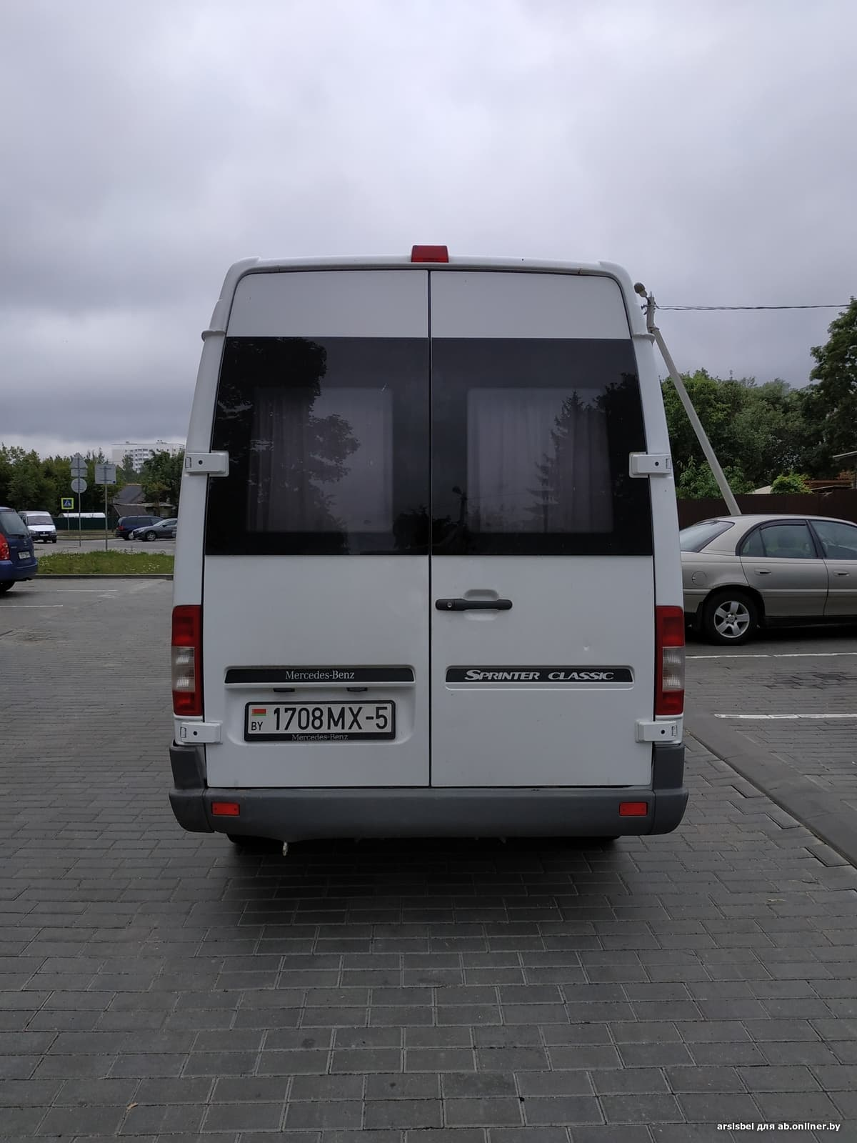 Mercedes-Benz Sprinter 311