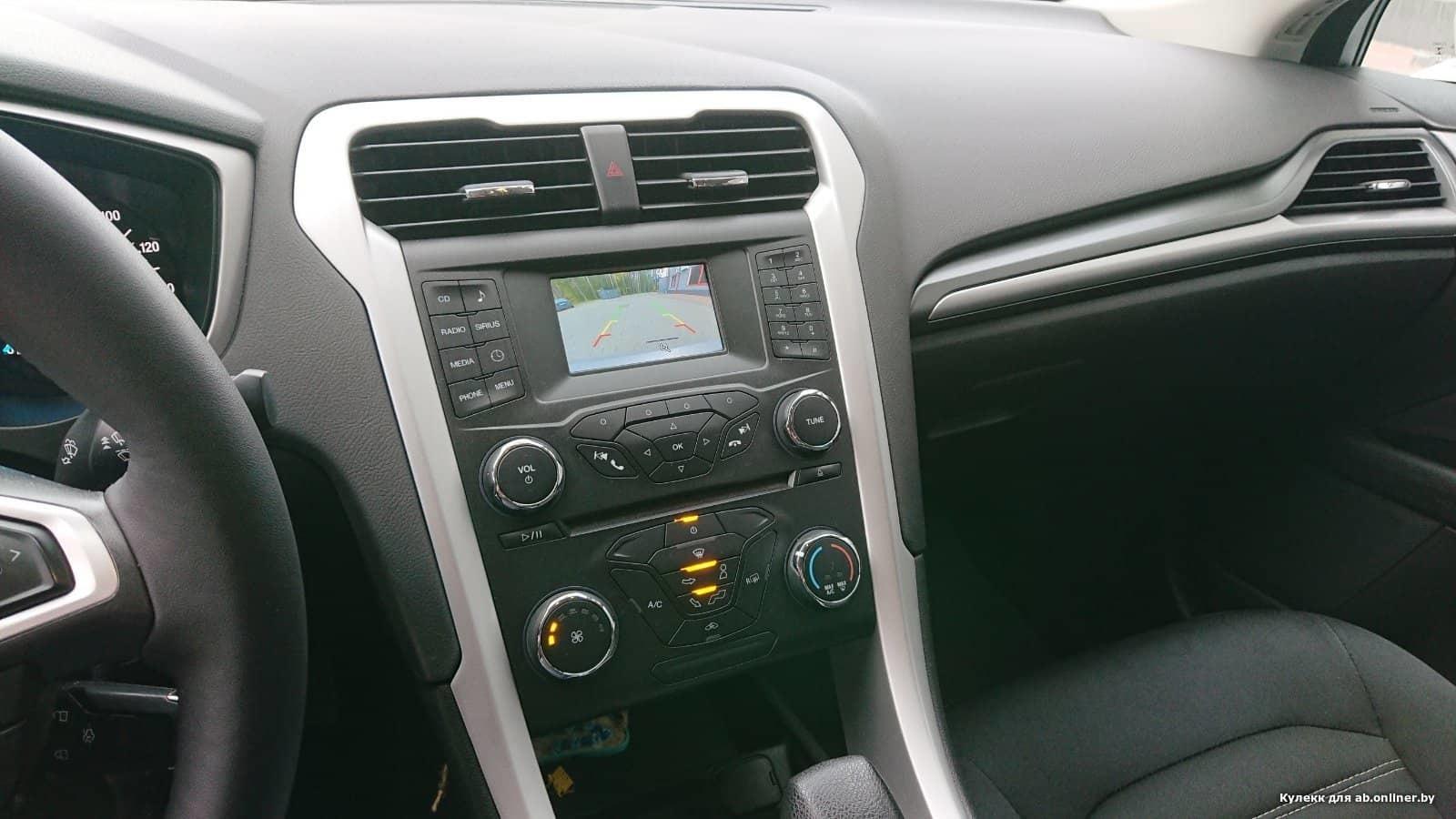 Ford Fusion SE USA