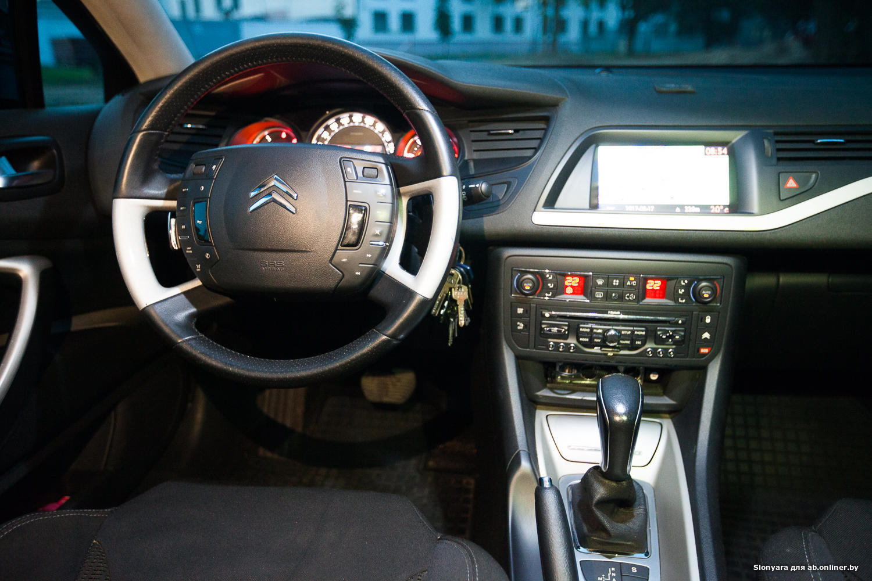 Citroen C5 X7 eHDi Tourer