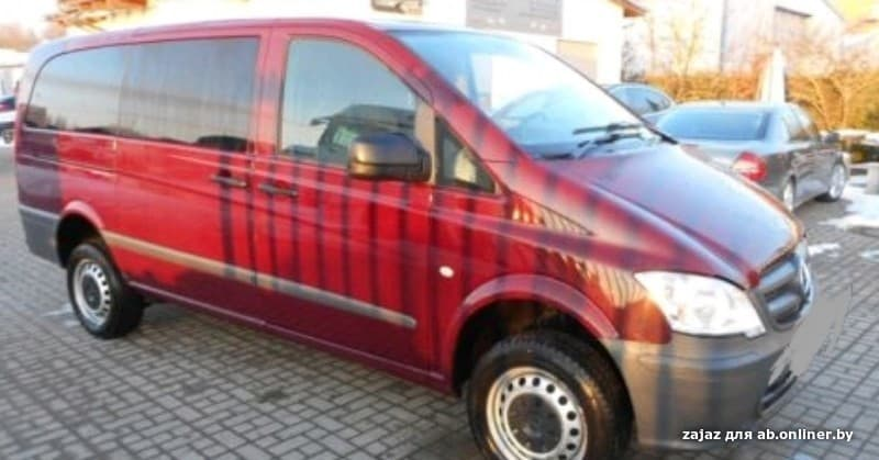 Mercedes-Benz Vito 113.long.4matic