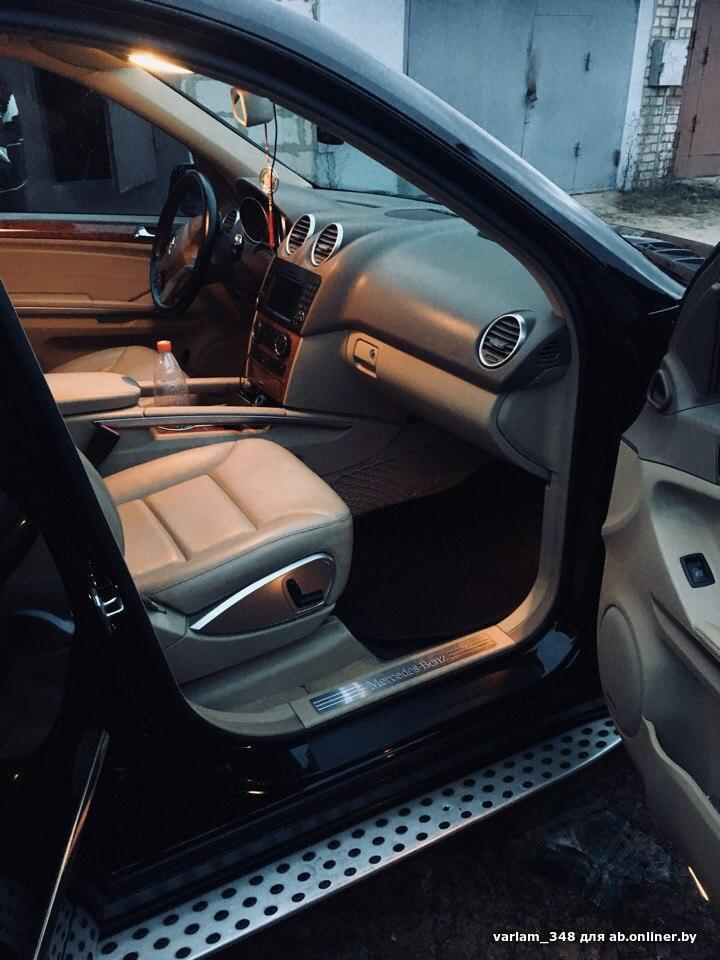 Mercedes ML350 Рестайлинг