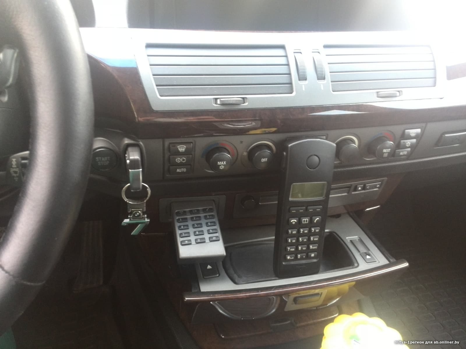 BMW 730 е65