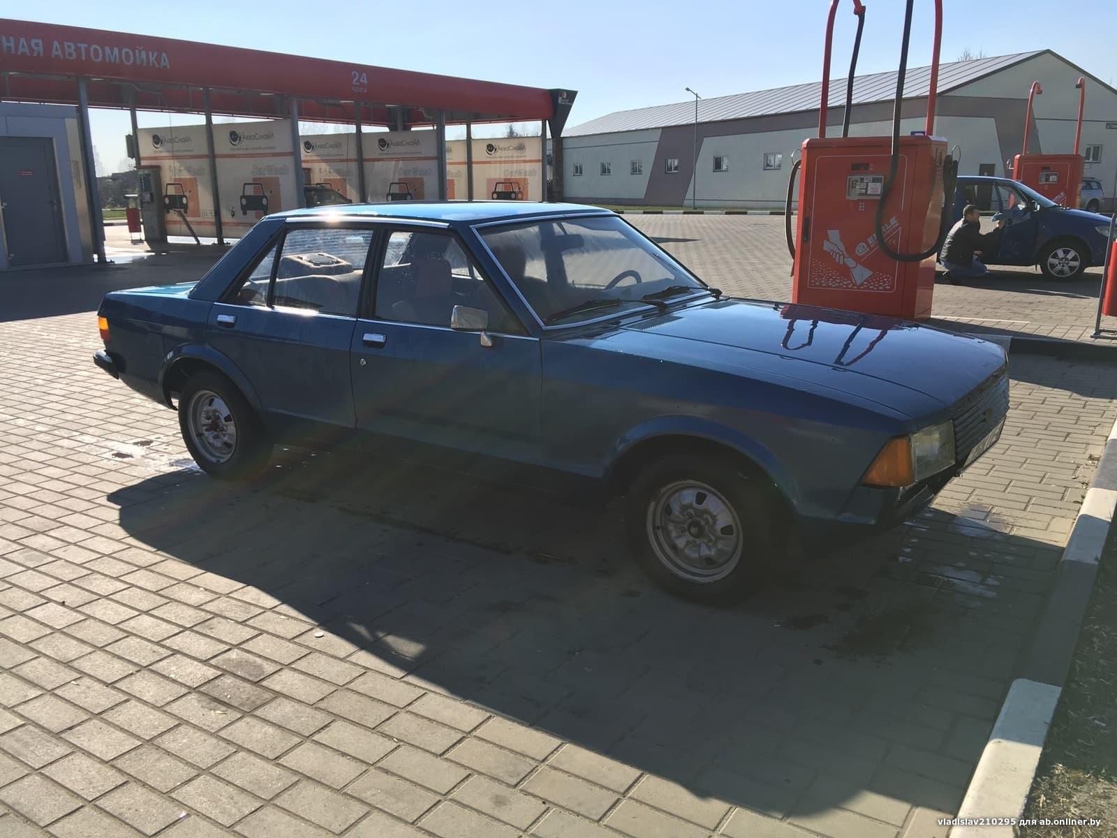 Ford Granada GU