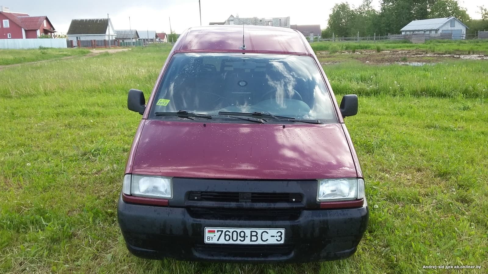 Fiat Scudo 1.9тди