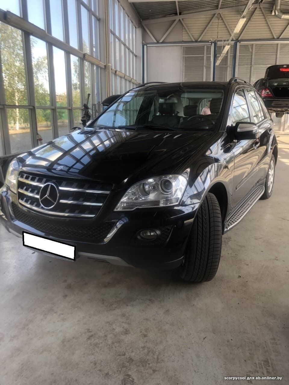 Mercedes-Benz ML280