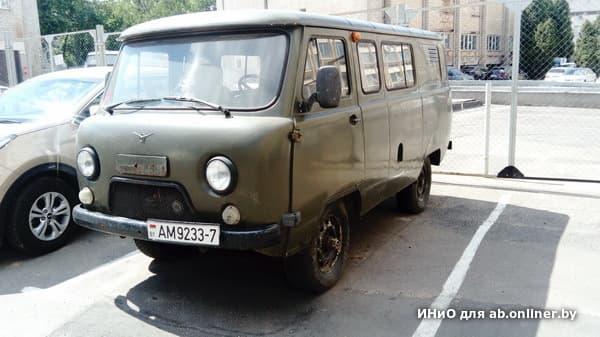 УАЗ 39099 360