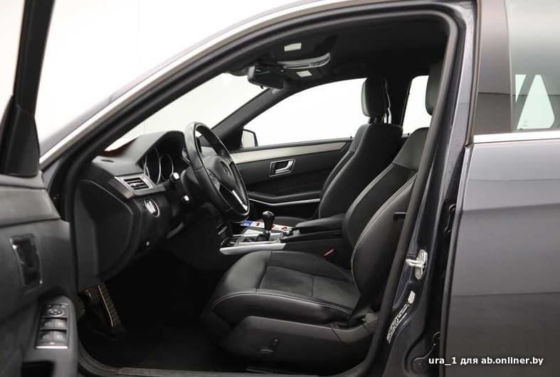 Mercedes-Benz E220 AMG