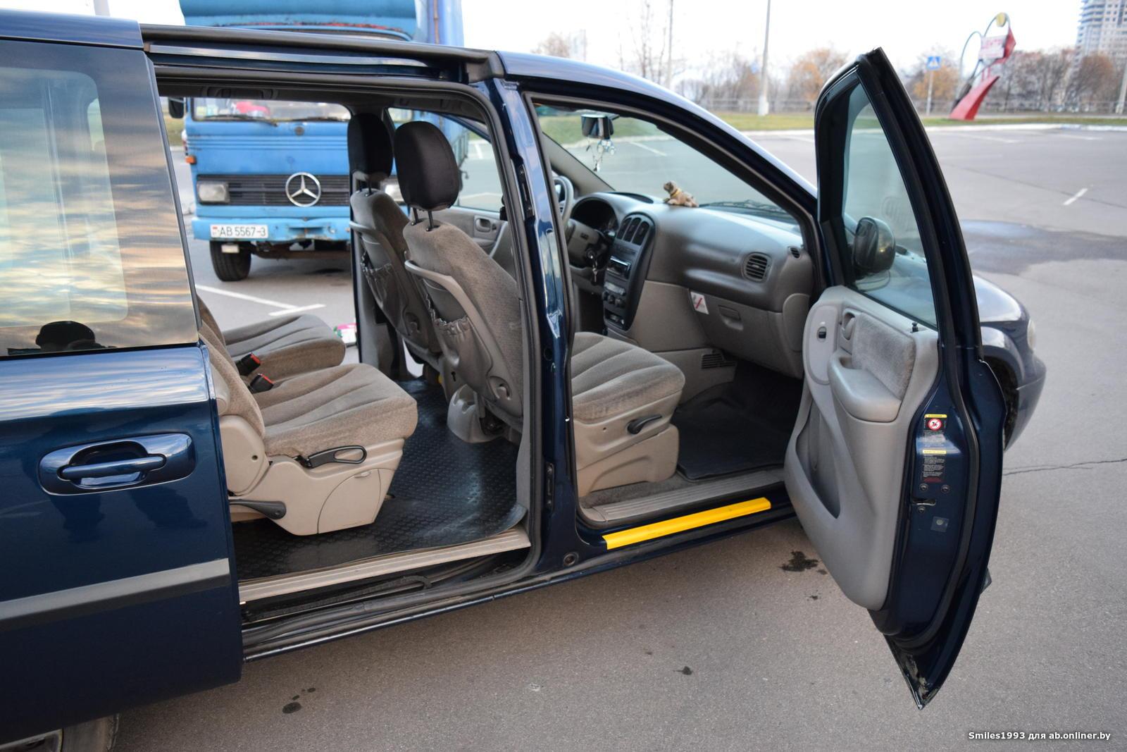 Chrysler Voyager 2.5 CRD