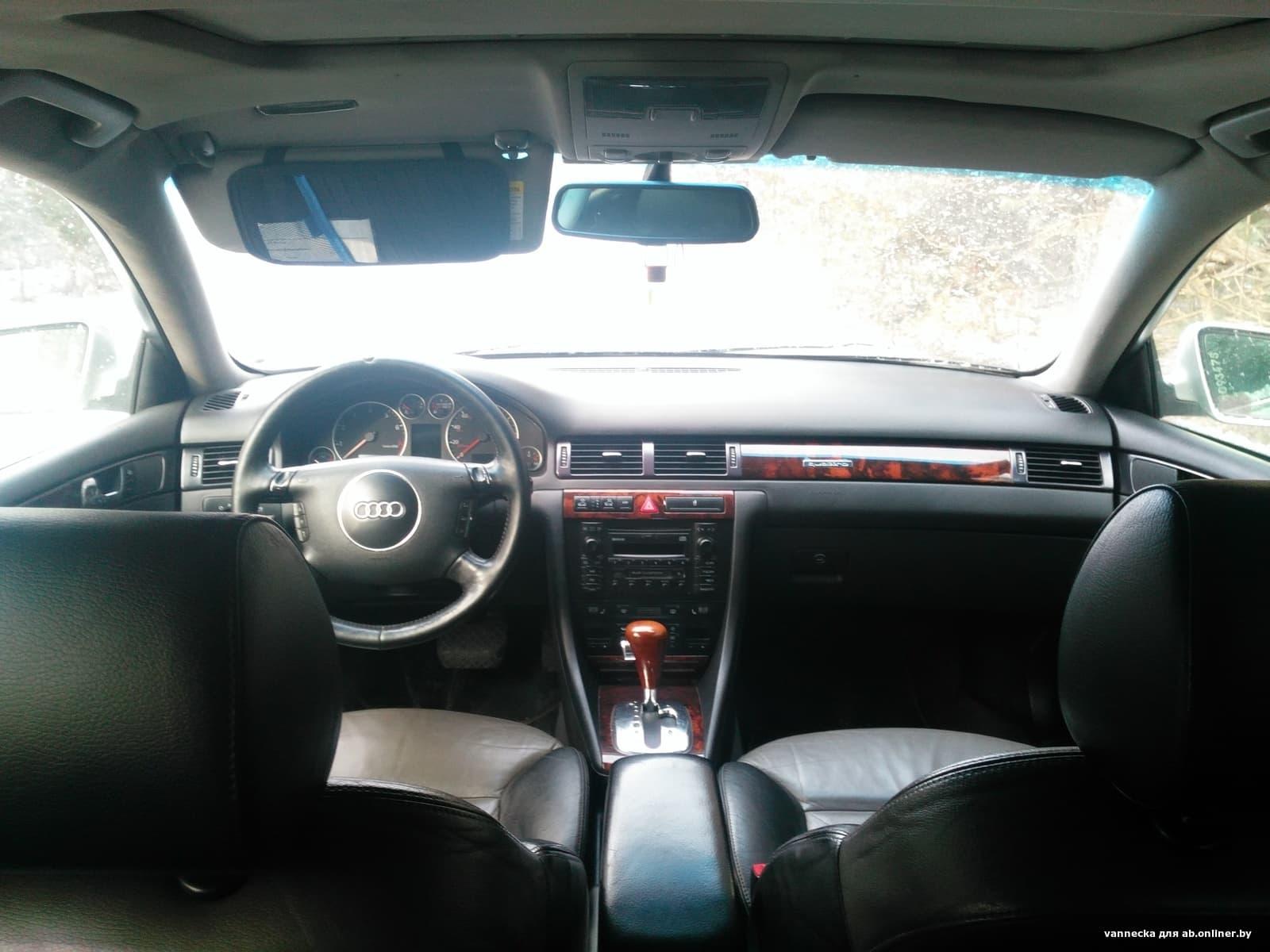 Audi A6 Allroad БЕЗ ПНЕВМЫ
